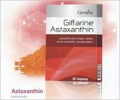 Astaxanthin 2 Mg. Witn Vitamin C 30 Mg. 3O Capsules