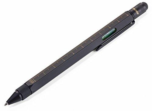 troika-construction-stylo-a-bille-multitache-pip20-bg-noir-dore-centimetres-et-de-pouces-regle-de-pr
