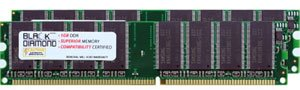 2GB 2X1GB RAM Retention for Sony VAIO PCV-RX RX860P DDR DIMM 184pin PC2100 266MHz Black Diamond Recollection Module Upgrade