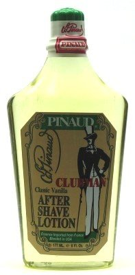 Clubman After Shave Lotion Vanilla 6 oz.