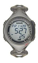 Speedo Men's 150 Lap Silicone Strap watch #SD50586BX