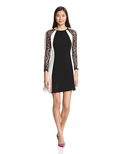 Julia Jordan Women's Lace Colorblock Dress