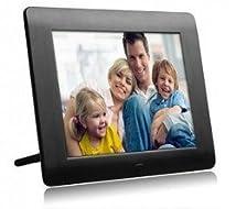 Impecca DFM843K 8.4-Inch Digital Photo Frame (Black)
