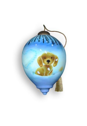 Ne'Qwa Art Your Love Keeps Me Warm Glass Ornament
