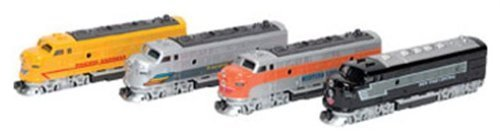 Schylling Die Cast Locomotives