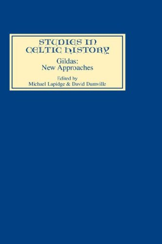 Gildas: New Approaches (Studies in Celtic History)