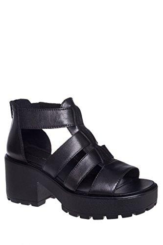 Dioon Mid Heel Gladiator Sandal