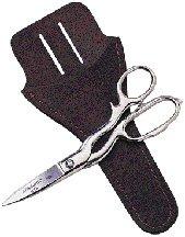 Bear & Son Cutlery 148 Sporting Shears With Leather Sheath
