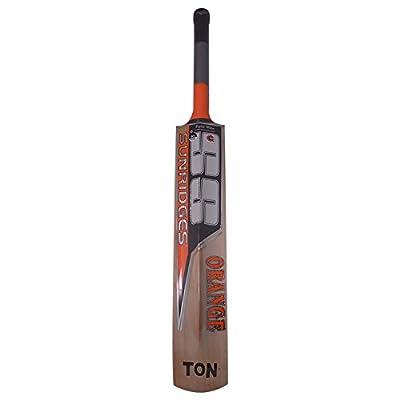SS Orange English Willow Cricket Bat, Full Size