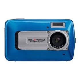 Bell and Howell UW100 Underwater Digital Camera (Blue)