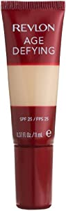 Revlon Age Defying Moisturizing Concealer, Light, 0.37 Fluid Ounces