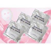 リバイバルフェイスマスク リバイバルフェイスマスク 30枚入×4袋 1袋あたりエッセンス300g 1セット