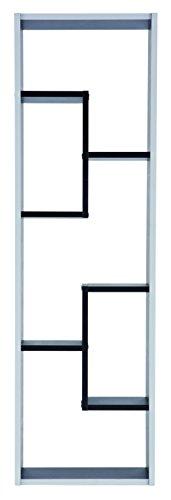 Demeyere-270521-Wandregal-Aussen-wei-Innen-schwarz-5-Fcher