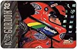 Coca Cola Collectible Phone Card: PhonePak 1996 $2. Jeff Gordon (DuPont, Coke Coca-Cola, Valvoline)