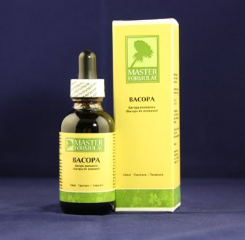 Bacopa herb - 1.69oz Herbal Tincture