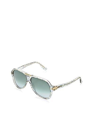 Pucci Occhiali da sole EP710S (58 mm) Verde/Trasparente