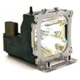 Alda PQ Replacement Projector Lamp DT00491 for HITACHI CP-X990 Projectors, module with housing