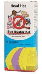 Head Lice Bug Buster Kit