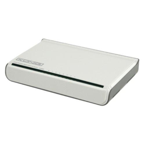 Konig 8-Port 10/100/1000 Mbps Ethernet Switch