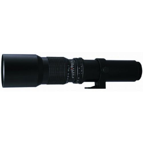 Bower Sly500Pn High-Power 500Mm F/8 Telephoto Lens For Nikon