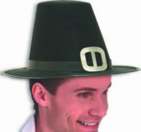Pilgrim Hat (Male)