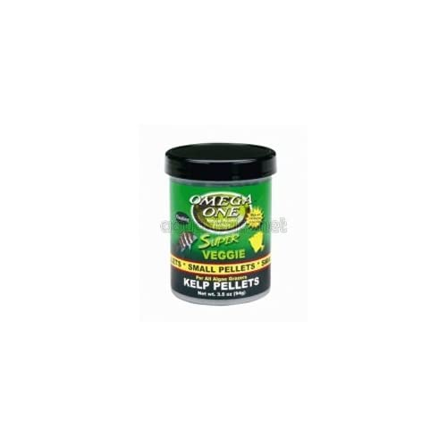 Omega One SP Omega One Super Veggie Pellets Small 3.5oz at Sears.com