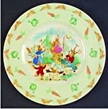 Royal Doulton 'Bunnykins' wall plate