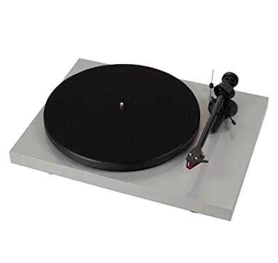 Pro-Ject Debut Carbon (Silver) Belt-drive Turntable by Pro-Ject