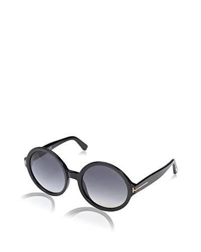 Tom Ford Women's TF369 Sunglasses, Shiny Black