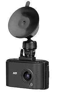 a-rival Car Cam Kamera      2,1 Megapixel, 3,8 cm / 1,5 Zoll Display, 512MB interner Speicher, Full HD, mini-HDMI, USB 2.0