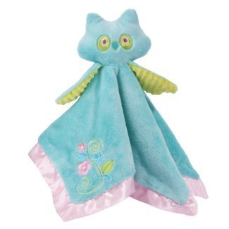 "Owl Snuggler 14"" By Douglas Cuddle Toys back-1026716"