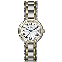 Rotary Ladies Two-Tone Slim Bracelet LB700048/21