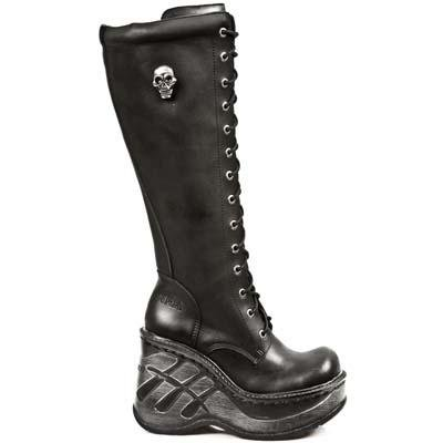 New Rock Cuna Sport Boots Women - Black - Euro 39 / UK 6