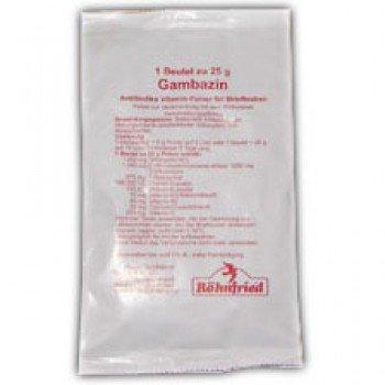 Rohnfried Gambazin 2X25G Sachet (Vitaminiced Antibiotic For Respiratory Infections). Pigeons & Birds