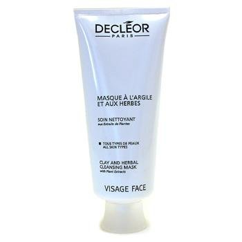 compare prices decleor cleanser 200ml 6 7oz clay and herbal mask salon size for women. Black Bedroom Furniture Sets. Home Design Ideas