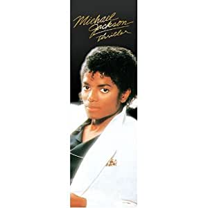 .com: Michael Jackson Poster Poster Print, 12x36: Posters & Prints