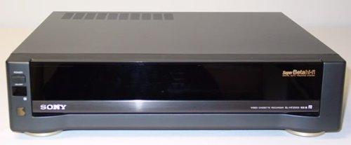 Sony SL-HF2000 Super Beta HiFi VCR