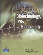 Biotechnology, IPRs & Biodiversity