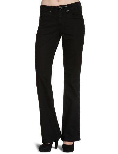 boot cut damen b005yuxe8q h i s jeans damen jeans hoher bund jeans sunny his 093 10 801 gr. Black Bedroom Furniture Sets. Home Design Ideas