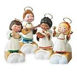 4 Piece Wireless Children Angel Choir (Hallmark)