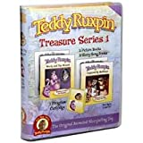 Teddy Ruxpin Treasure Series 1 Captured by Mudblups Program Cartridge