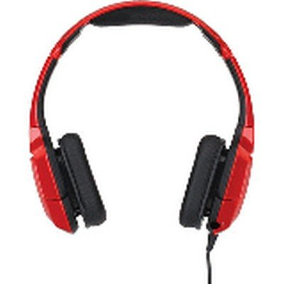 Tritton - Kunaitm Stereo Gaming Headset For Pc, Mac And Mobile Devices - Red