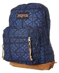 JanSport - Right Pack Expressions (Blue Indigo Adire)