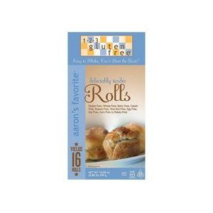Aaron's Favorite Rolls Mix 14.80 Ounces(PACK OF 2)