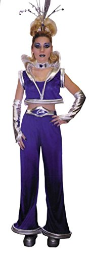 Morris Costumes Womens Space Alien Galaxy Princess Halloween Theme Party Dress