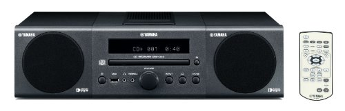 Review and Buying Guide of The Best Yamaha MCR040DGR Dark Grey Hi-Fi Systems includes CD Receiver/Speakers 2 x 15W/USB/iPod Dock/DAB