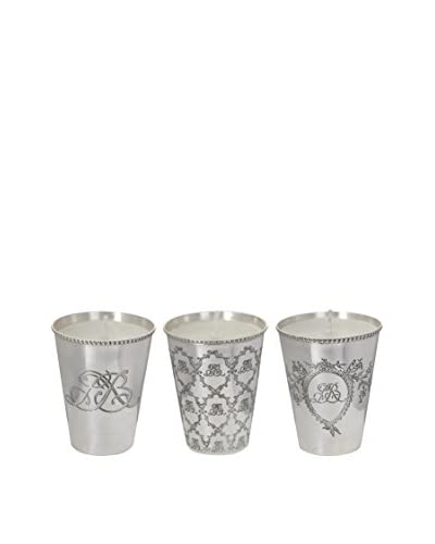 Lene Bjerre Set of 3 Large Benitta Tealights