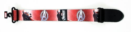 Peavey 3019500 Avengers Thor Guitar Strap (Peavey Marvel Guitar Strap compare prices)