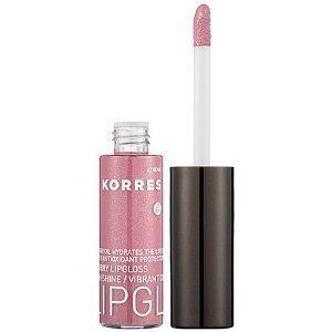 Cherry Oil Lip Gloss (Light Purple)