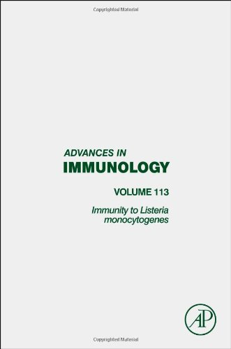 Immunity To Listeria Monocytogenes, Volume 113 (Advances In Immunology)